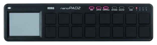 KORG Nanopad2-Bk Usb Controll.
