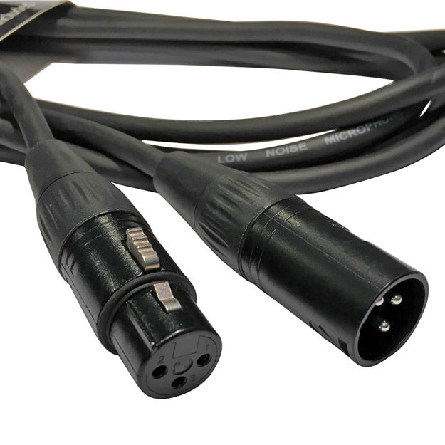 SAFECON MC07 XLR/XLR 2m