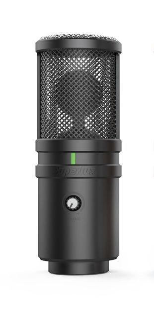 SUPERLUX E205U mkII USB Black