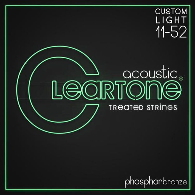 CLEARTONE AC PHOS-BRONZE C.LIGHT 11-52