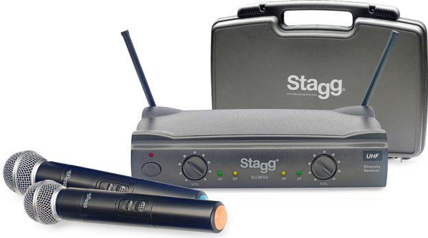 STAGG SUW 50 MM FH EU Håndholdt