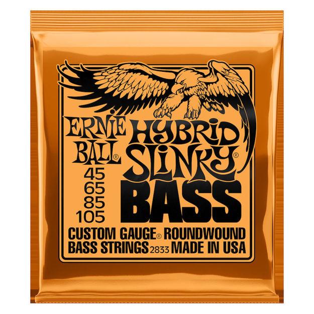 Ernie Ball EB-2833 Hybrid Slinky Bass
