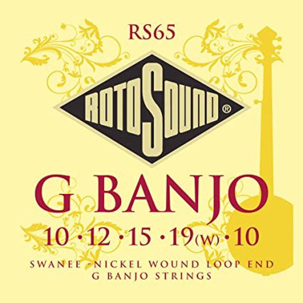 Rotosound RS65 5-string Banjo Set - Loop End