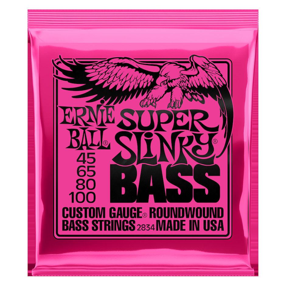 Ernie Ball EB-2834 Super Slinky Bass