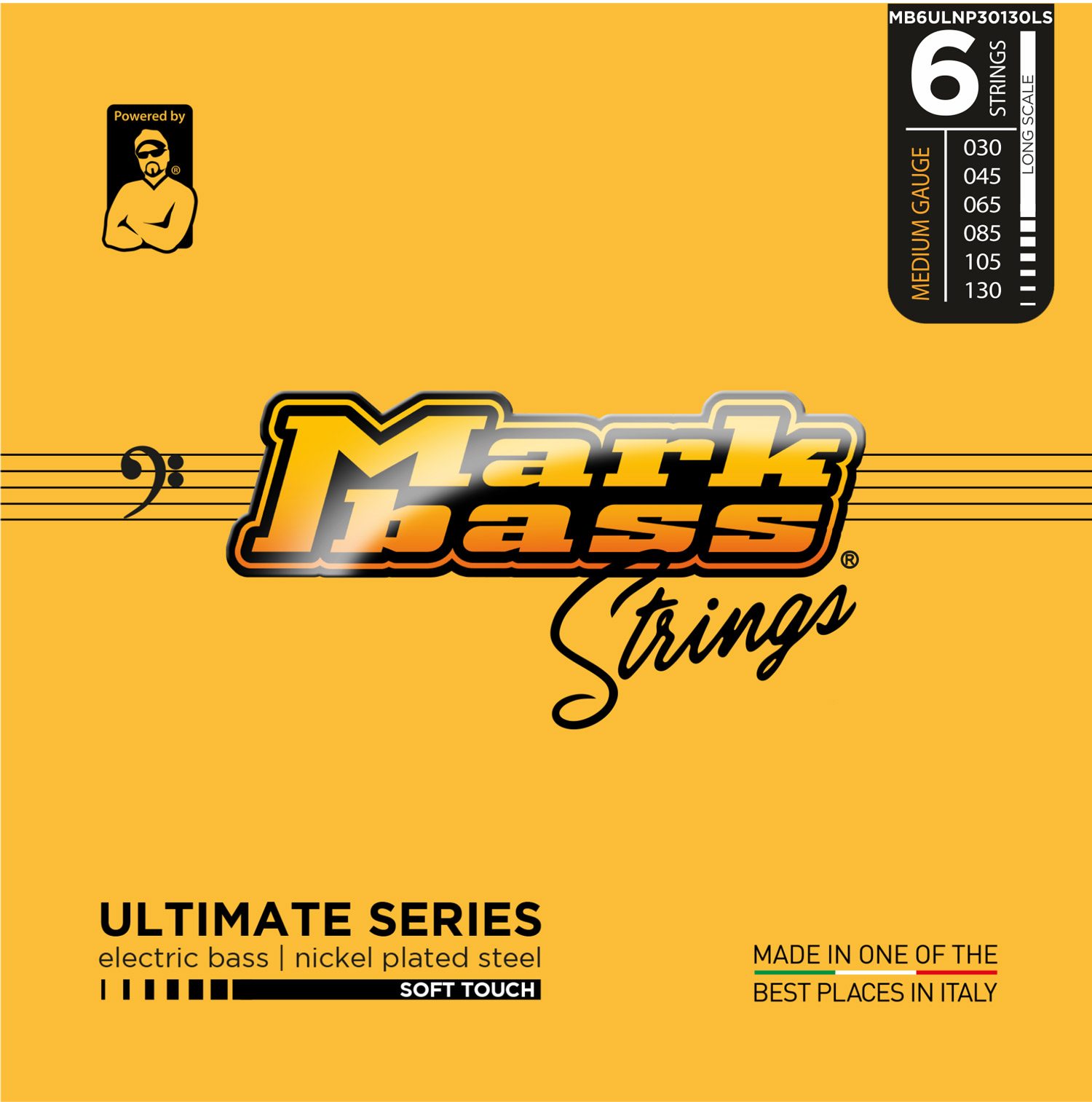 MB STRINGS ULTIMATE 6STR 030-130