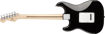 Squier Stratocaster® Pack, Laurel Fingerboard, Black, Gig Bag, 10G - 230V EU