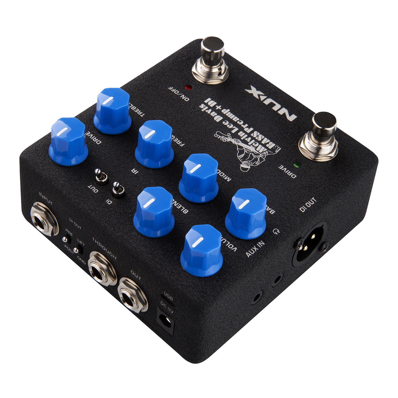 NUX NBP-5 MLD Bass Preamp + DI