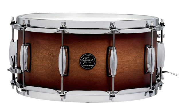Gretsch Snare Drum Renown Maple - Satin Tobacco Burst