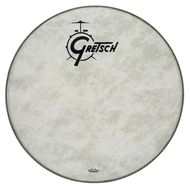 Gretsch Bassdrum head Fiberskyn - 26''