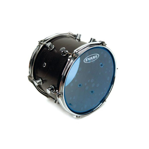 Evans Hydraulic Blue Drum Head, 16 Inch