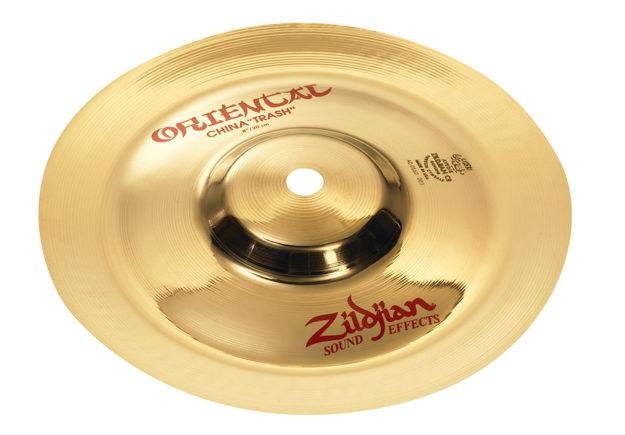 Zildjian 8-ORI-CHINA-TRASH