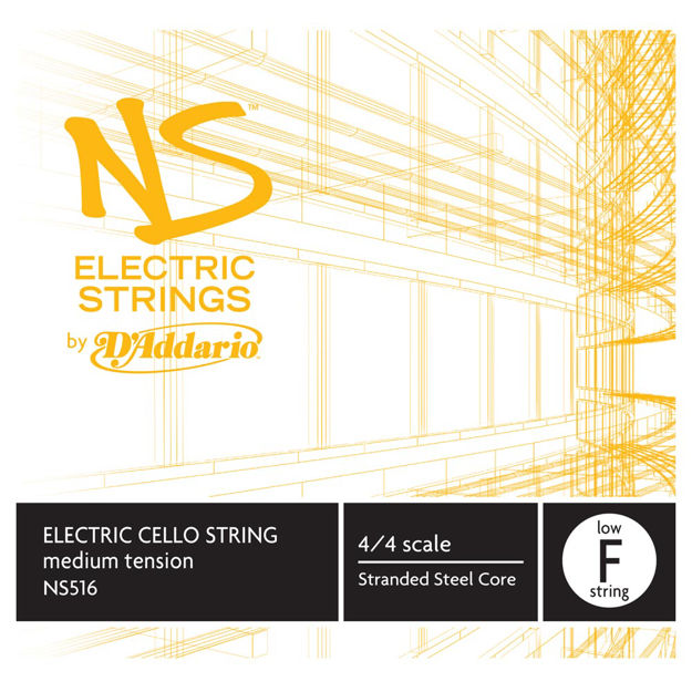 D'Addario Orchestral NS516 LOW F