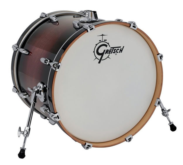 Gretsch Bass Drum Renown Maple - Cherry Burst