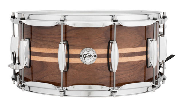 "Gretsch Snare Drum Full Range - 14"" x 6.5"""