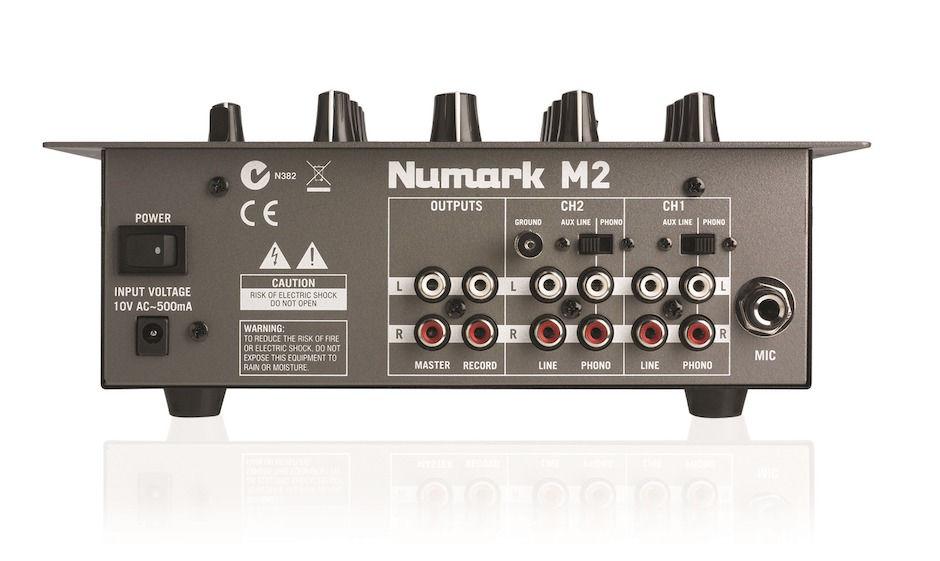 Numark M2-BLACK Mixer
