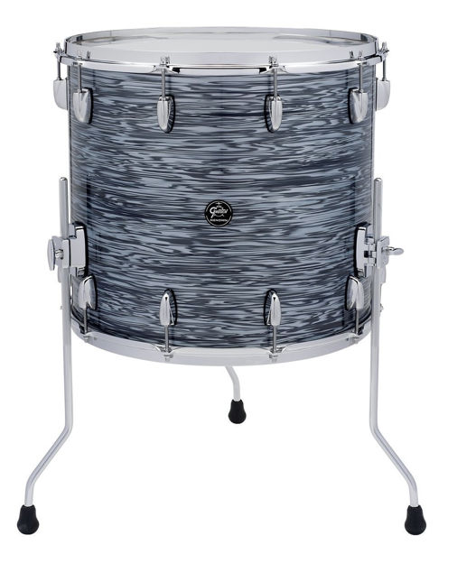 Gretsch Floor Tom Renown Maple - Silver Oyster Pearl