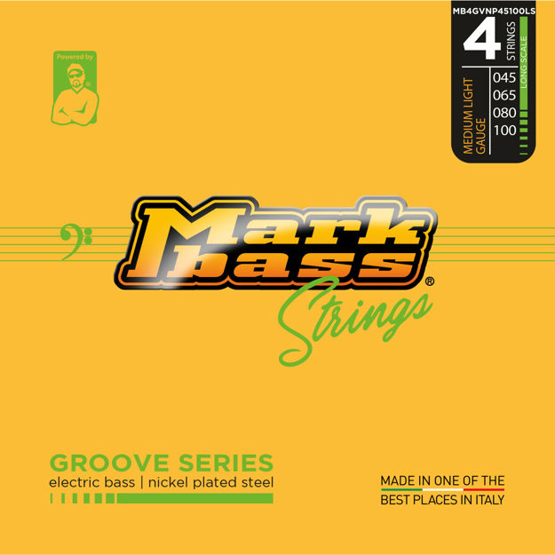 MB STRINGS GROOVE 045-100