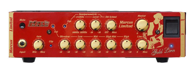 MARKBASS MARCUS LIMITED 500