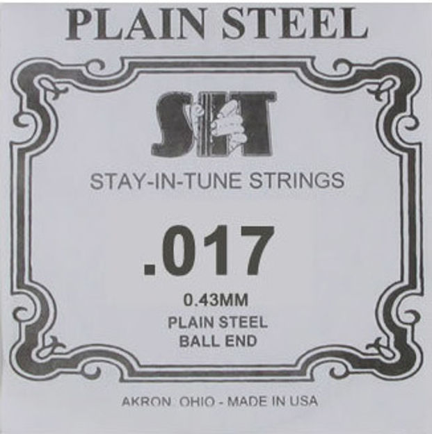SIT Plain Steel .017