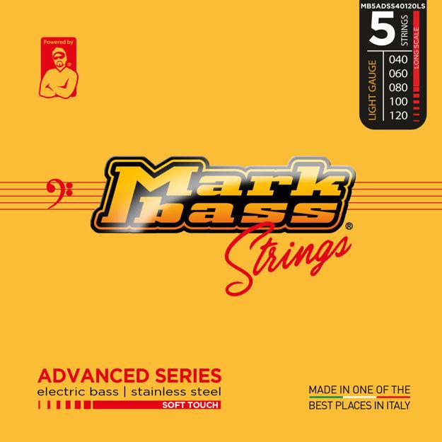 MB STRINGS ADVANCED 5STR 040-120