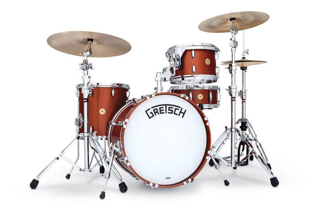 """Gretsch Tom Tom USA Broadkaster Gloss Lacquer - 10"""" x 5"""""""