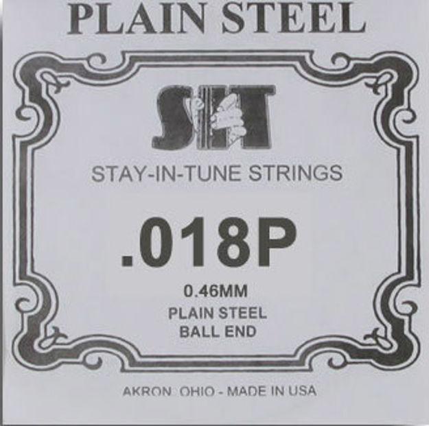 SIT Plain Steel .018