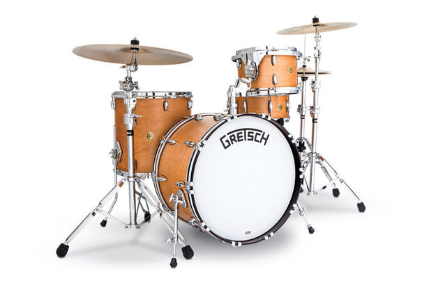 """Gretsch Tom Tom USA Broadkaster Satin Lacquer - 10"""" x 5"""""""