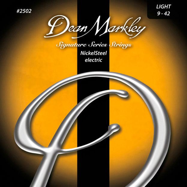 Dean Markley EL NICKELSTEEL LT 09/42