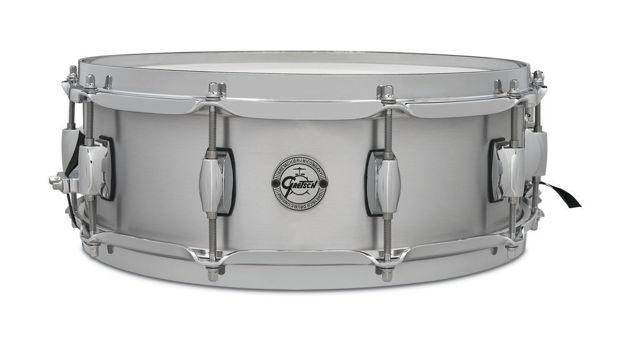 "Gretsch Snare Drum Full Range - 14"" x 5"" ""Grand Prix"" Aluminum - S1-0514-GP"