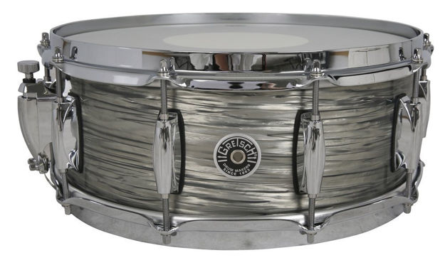 Gretsch Snare Drum USA Brooklyn - Grey Oyster