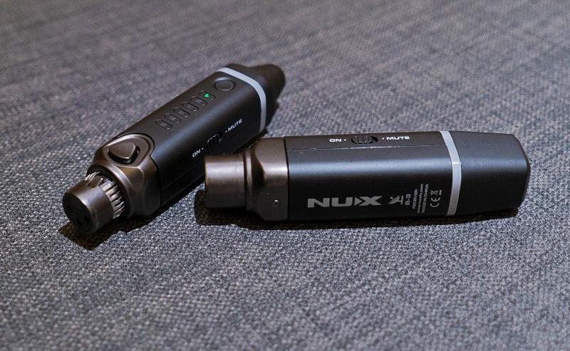 NUX B-3 WIRELESS MIC SYSTEM