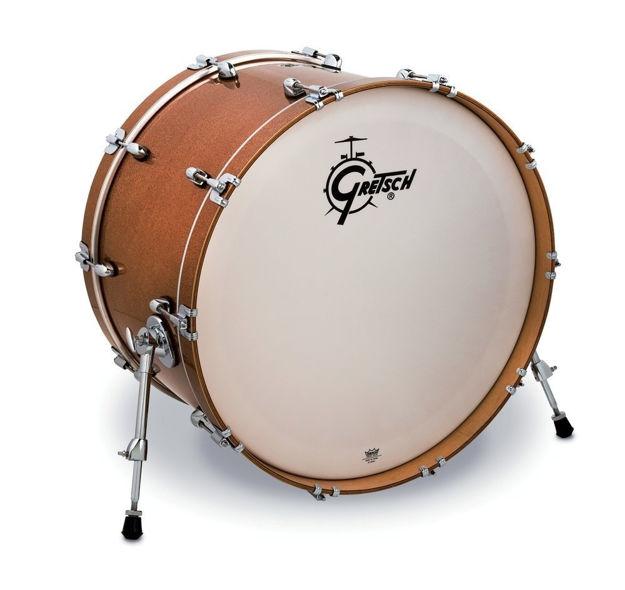 """Gretsch 24""""x14 Bass Drum Catalina Club - Bronze Sparkle"""