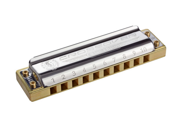 Hohner Marine Band Crossover, G-major
