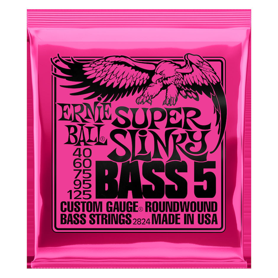 Ernie Ball EB-2824 5-STR Super SL Bass