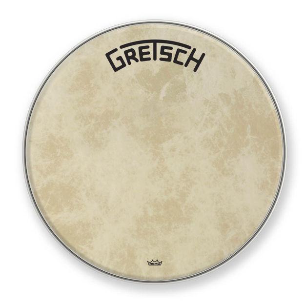 "Gretsch Bassdrum head Fiberskyn - 26"""