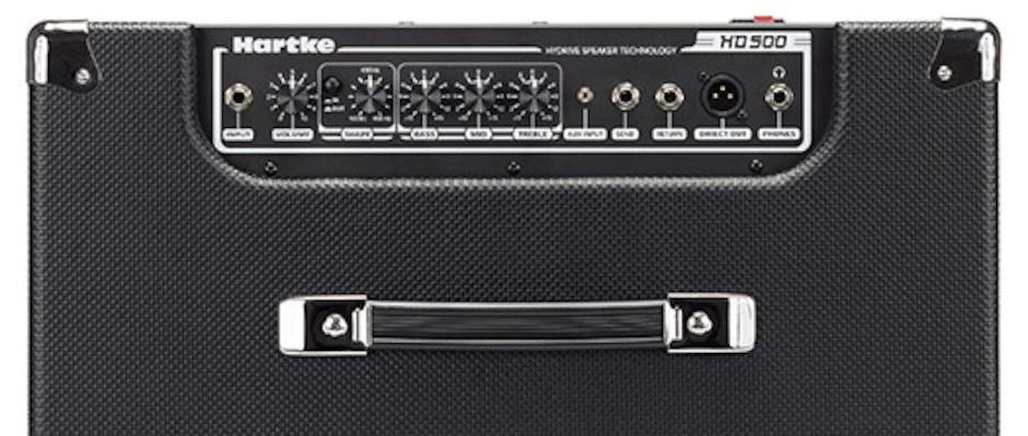 Hartke HD500 Bass 2x10 Combo