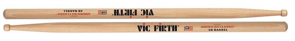 Vic Firth 5BBRL BARREL WOOD TI