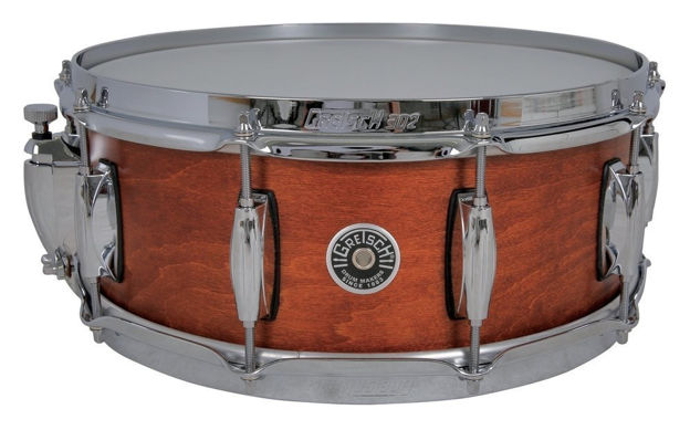 Gretsch Snare Drum USA Brooklyn - Satin Mahogany
