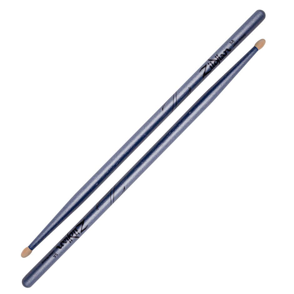 Zildjian Z5ACBU 5A CHROMA BLUE