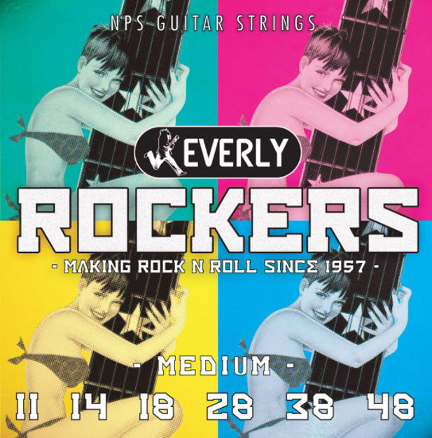 Everly Electric Rockers Medium 11-48