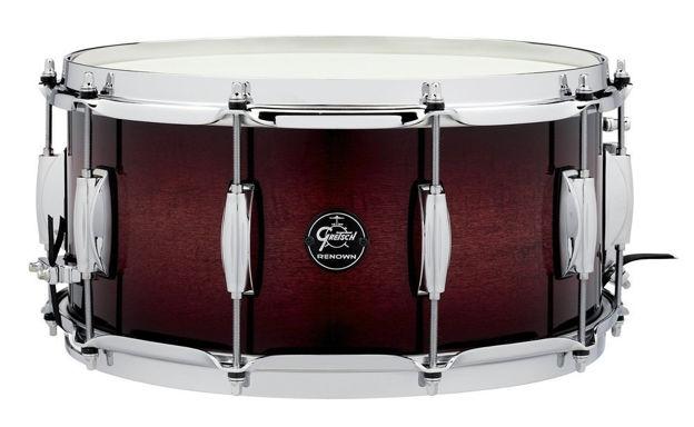 Gretsch Snare Drum Renown Maple - Cherry Burst