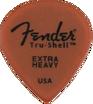 Fender® Tru-Shell™ Picks - 551 Shape
