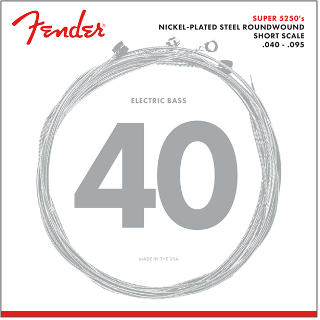 Fender 5250 Short Scale Bass Strings