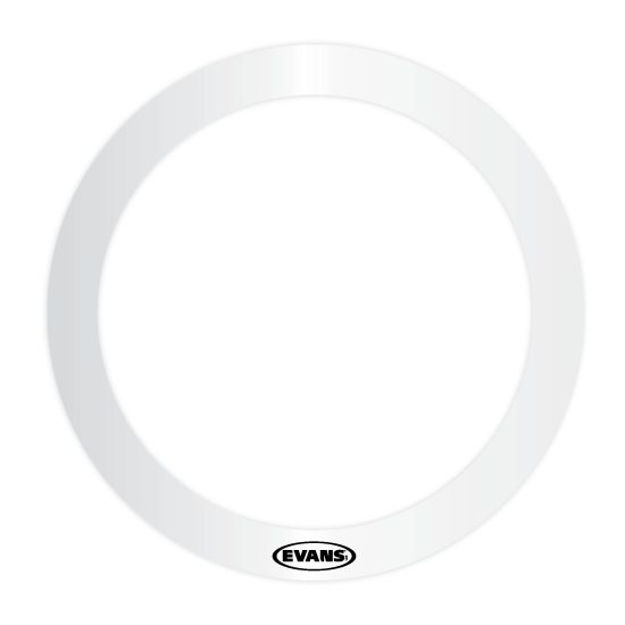 Evans 1.5 Inch E-Ring 10 Pack, 12 Inch