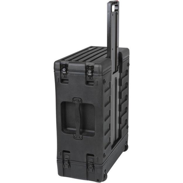 SKB Cases 1SKB-R4UW 4U RACK,WHEELS+HANDL