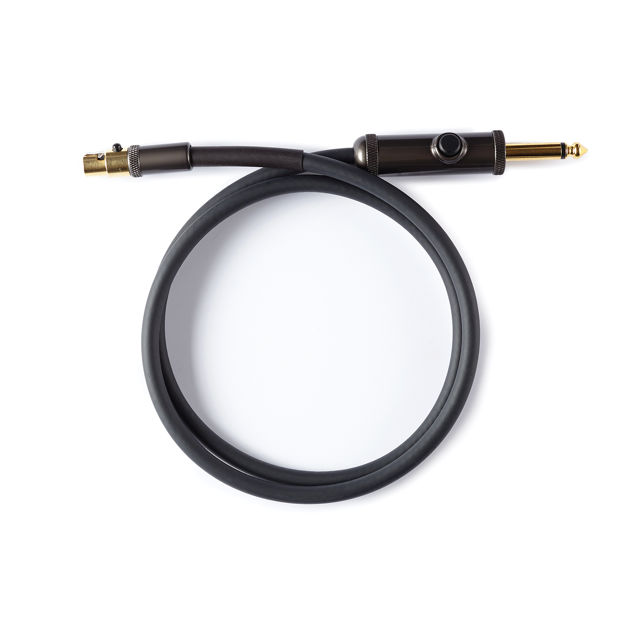 D'Addario Wireless Transmitter Instrument Cables - Straight Plug