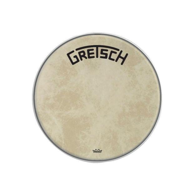"Gretsch Bassdrum head Fiberskyn - 20"""