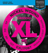 D'Addario EXL170BT Nickel Wound Bass Guitar Strings, Balanced Tension Regular Light, 45-107, Long Scale