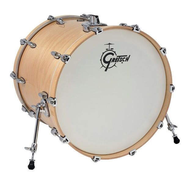 Gretsch Bass Drum Renown Maple - Gloss Natural
