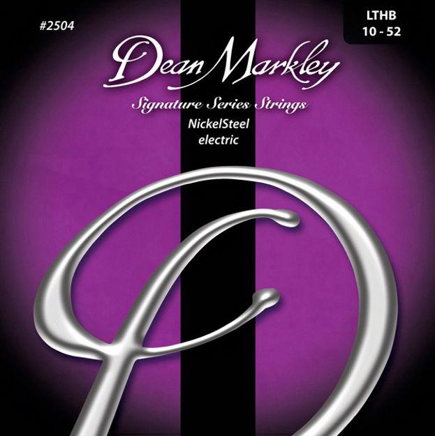 Dean Markley EL NICKELSTEEL LTHB 10/52